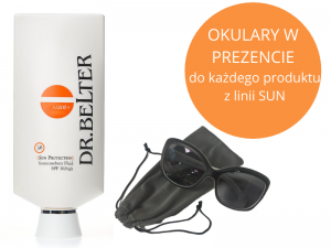 Mleczko do opalania SPF 30 Dr.Belter 200 ml