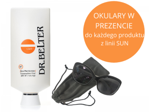 Mleczko do opalania SPF 50+ Dr.Belter 200 ml